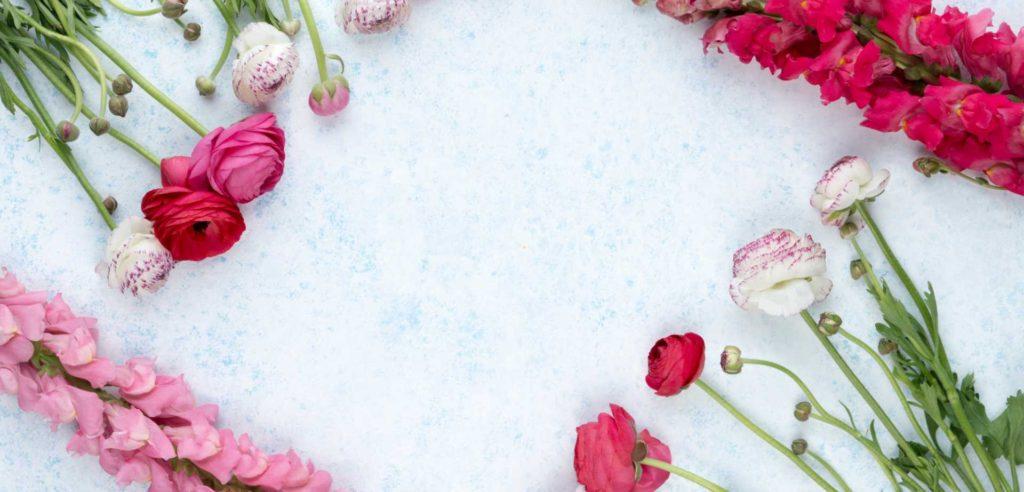 オススメ3:街の花屋さんのお花