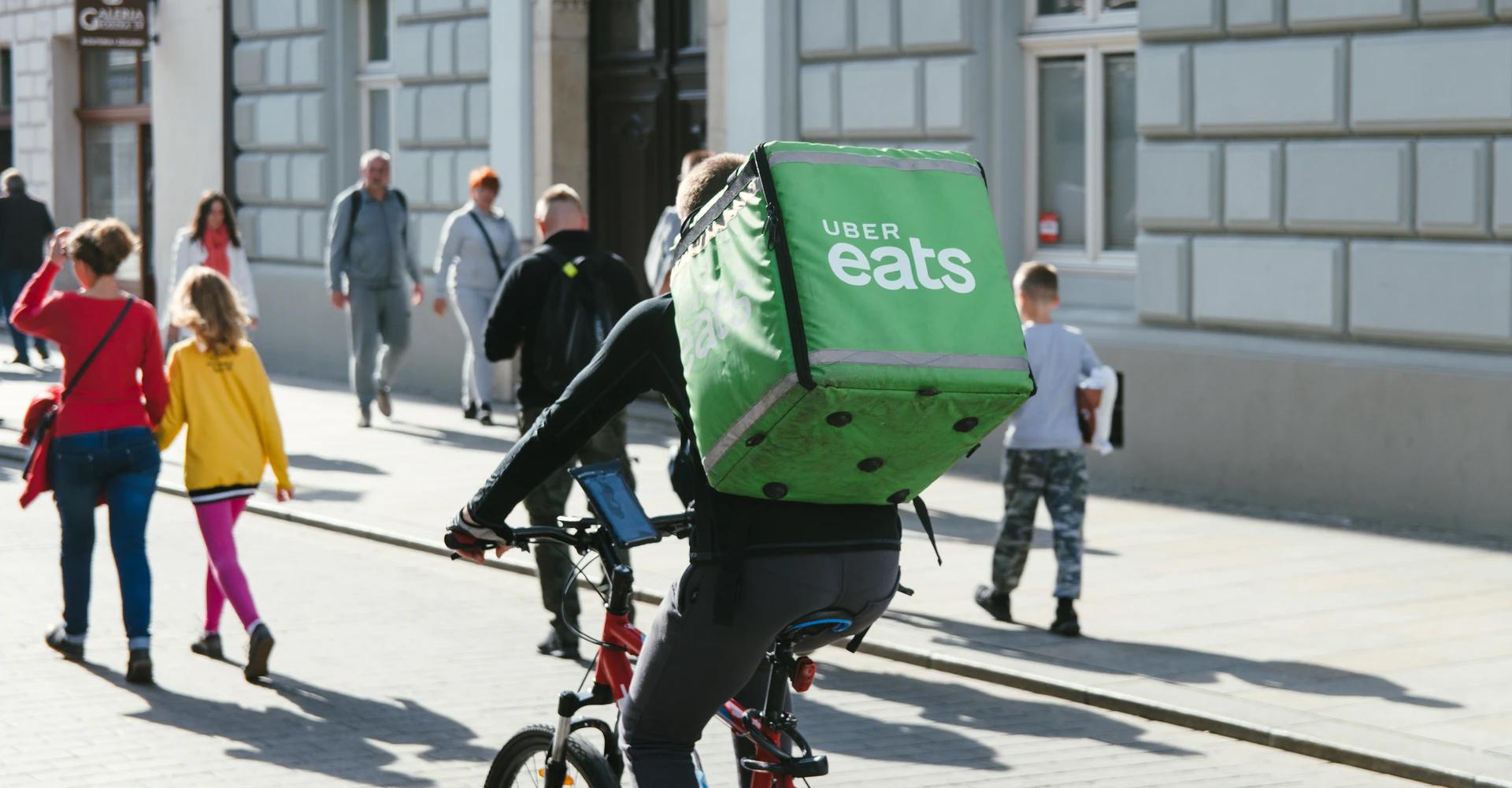 運動が習慣になるUberEats配達員ダイエットプログラムの紹介